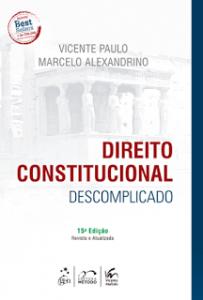 direito constitucional descomplicado 15 edicao