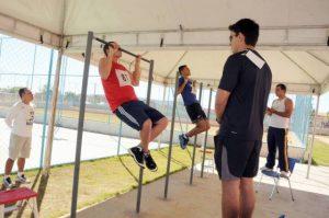 Teste físico concursos