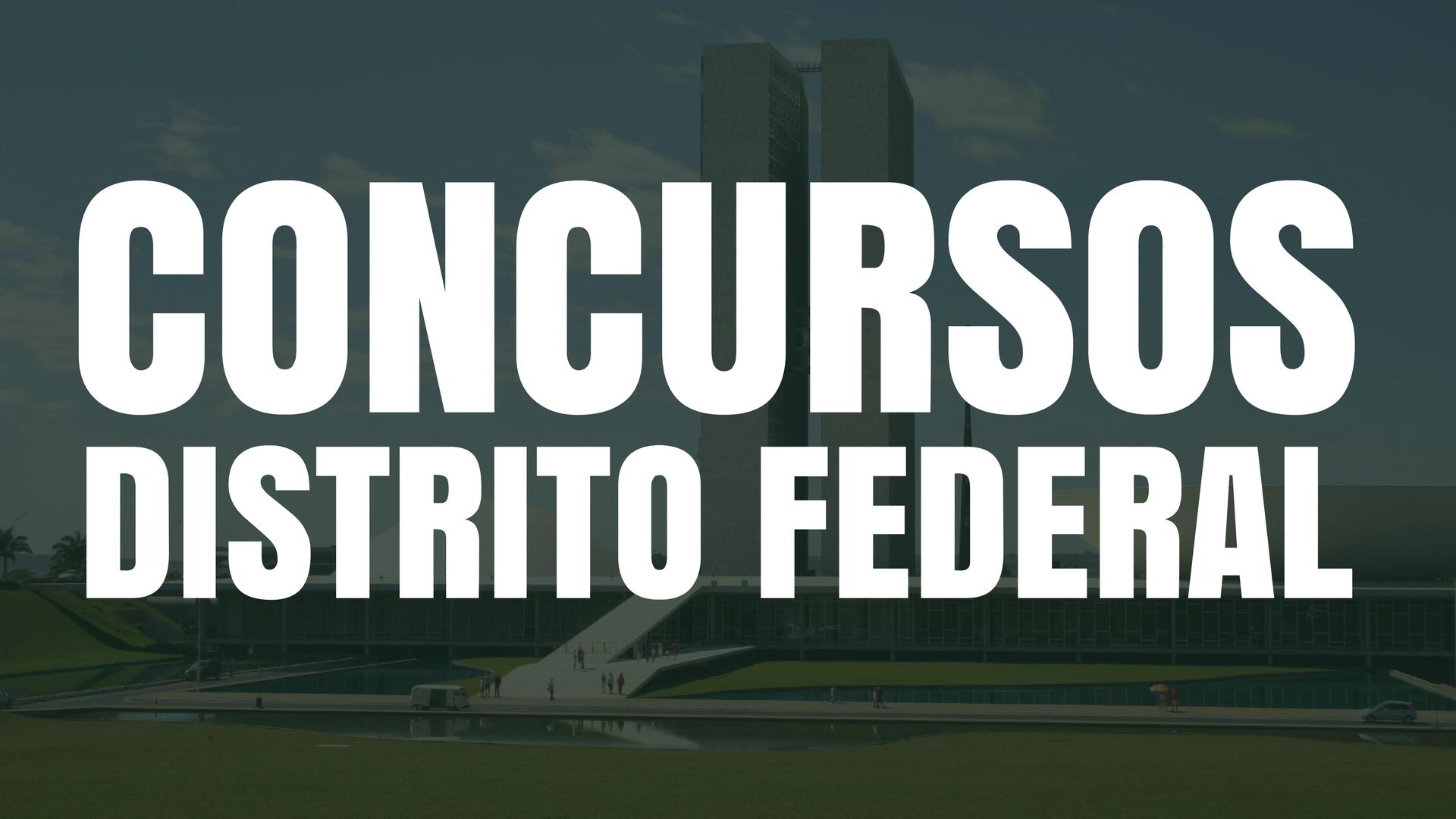CONCURSOS BRASILIA