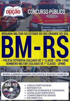 download apostila concurso brigada militar rs