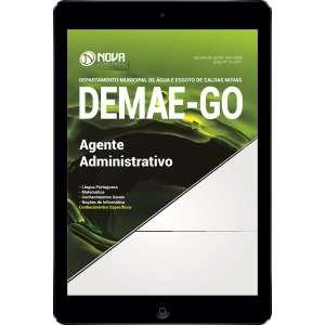 download apostila concurso demae go 2017
