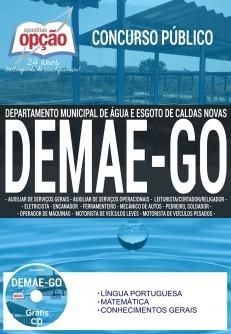 download apostila demae-go 2017