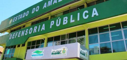 Concurso Defensoria Pública do Amazonas