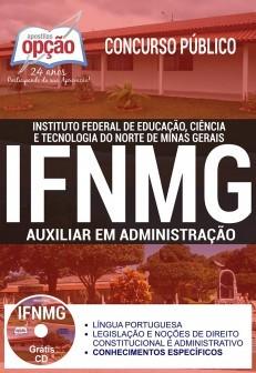 apostila concurso ifnmg gratis