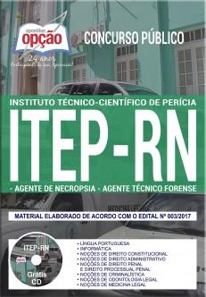 download apostila concurso itep rn