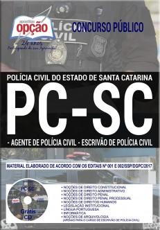 download apostila concurso pc sc
