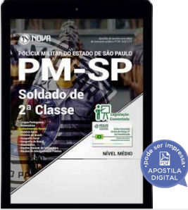 download apostila pm sp