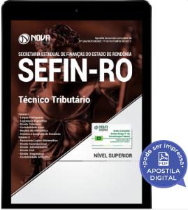 download concurso sefin ro