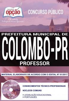 download apostila comlombo professor