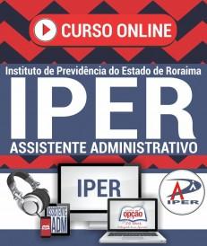preparatório concurso iper