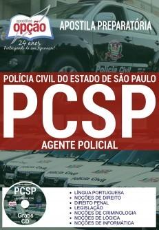 download apostila policia civil pcsp 2017