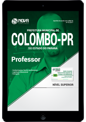 download apostila comlombo professor