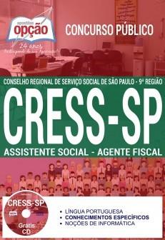 download apostila concurso cress sp