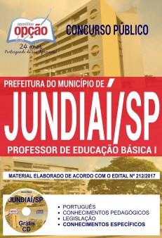 download apostila prefeitura de jundiai professor