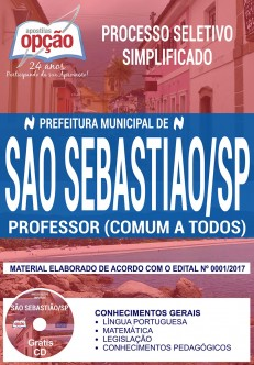 apostila professor sao sebastiao