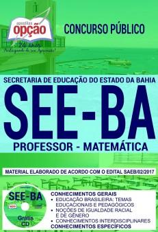 download apostila see ba matemática