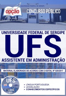 download apostila concurso ufs