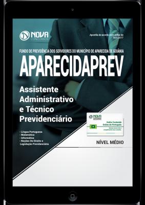 download apostila aparecidaprev