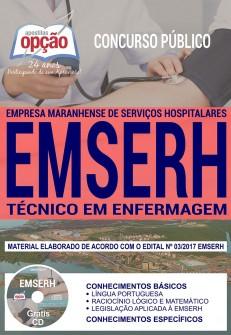 apostila tecnico de enfermagem emserh
