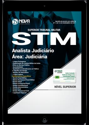 apostila gratis stm 2018
