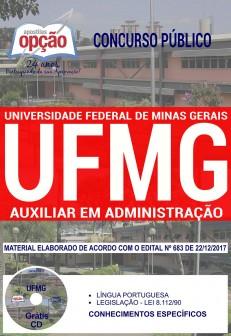 inscrição concurso ufmg 2018