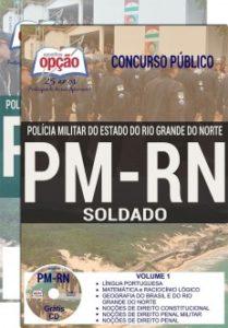 Apostila Concurso PM RN 2018