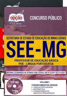 Apostila português see mg