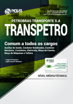 download apostila transpetro