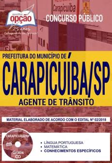 Apostila Agente de Trânsito Carapicuíba