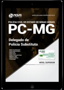 Apostila concurso pc mg
