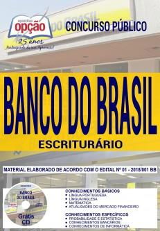 apostila grátis banco do brasil