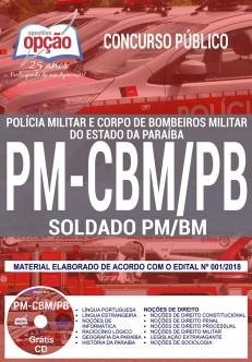 APOSTILA POLICIA MILITAR PB