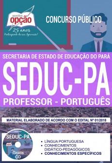apostila professor portugues