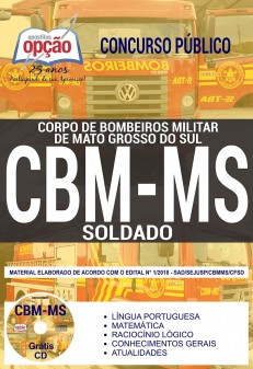 download apostila cbm ms