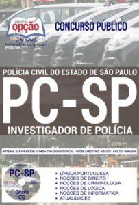Apostila PC SP 2018