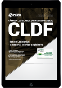 Download Apostila Concurso CLDF 2018 pdf