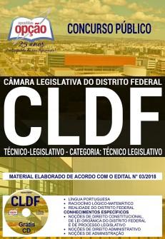 apostila cldf 2018 pdf