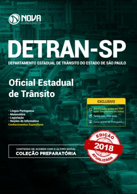 Apostila DETRAN SP 2018 PDF