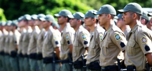 Concurso Polícia Militar de Pernambuco