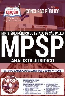 Apostila Concurso MP-SP 2018 pdf
