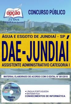 Apostila DAE Jundiaí pdf
