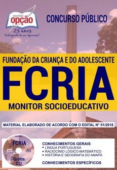 Apostila Concurso FCRIA AP