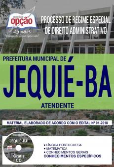Apostila Prefeitura de Jequié BA
