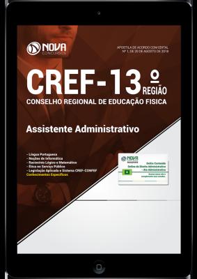 Apostila CREF 13ª Região