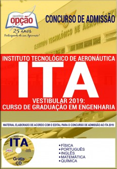 Apostila Vestibular ITA 2019