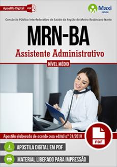 Apostila MRN 2018 pdf