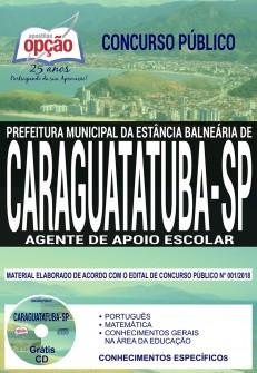 Apostila Prefeitura de Caraguatatuba pdf