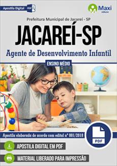 Apostila Prefeitura de Jacareí