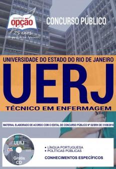 Apostila Concurso UERJ 2018