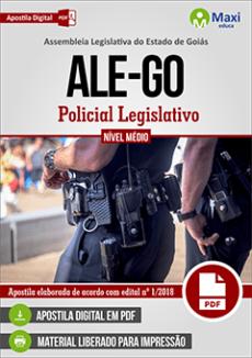 Apostila ALEGO 2018 pdf